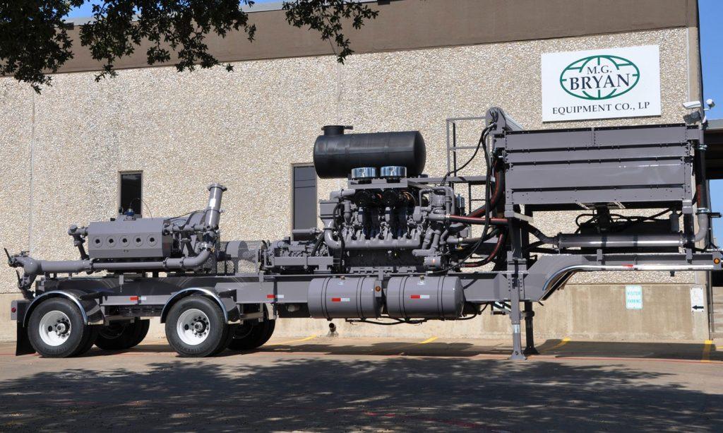 Oilfield Service Equipment – M G  Bryan