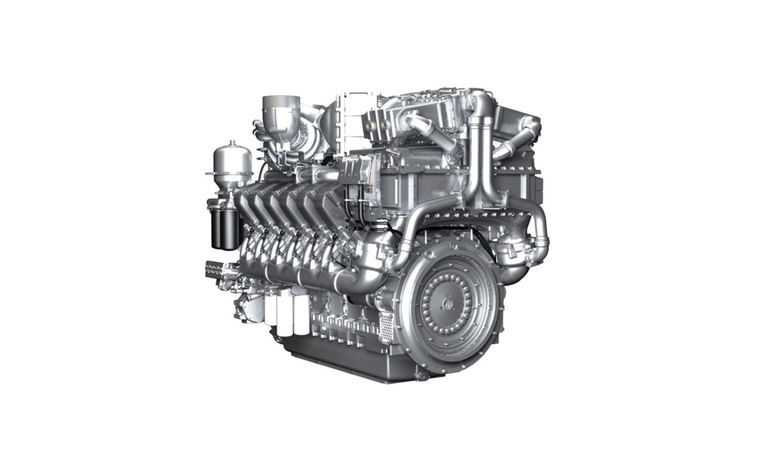 MTU Diesel Engines